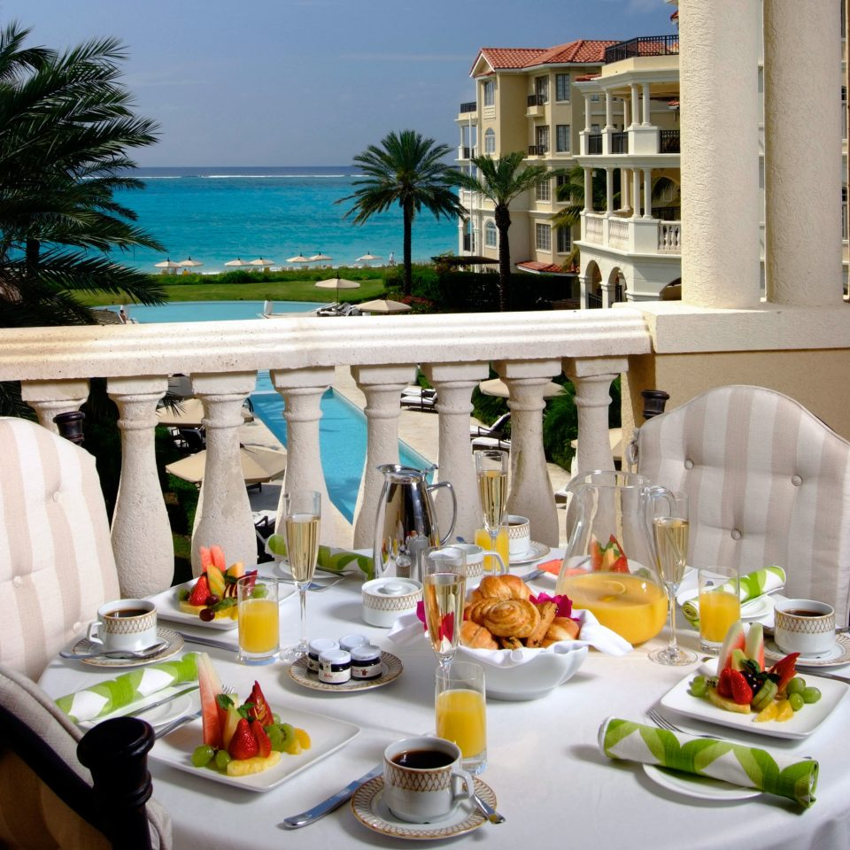 Drink Eat Resort plate restaurant home brunch lunch overlooking