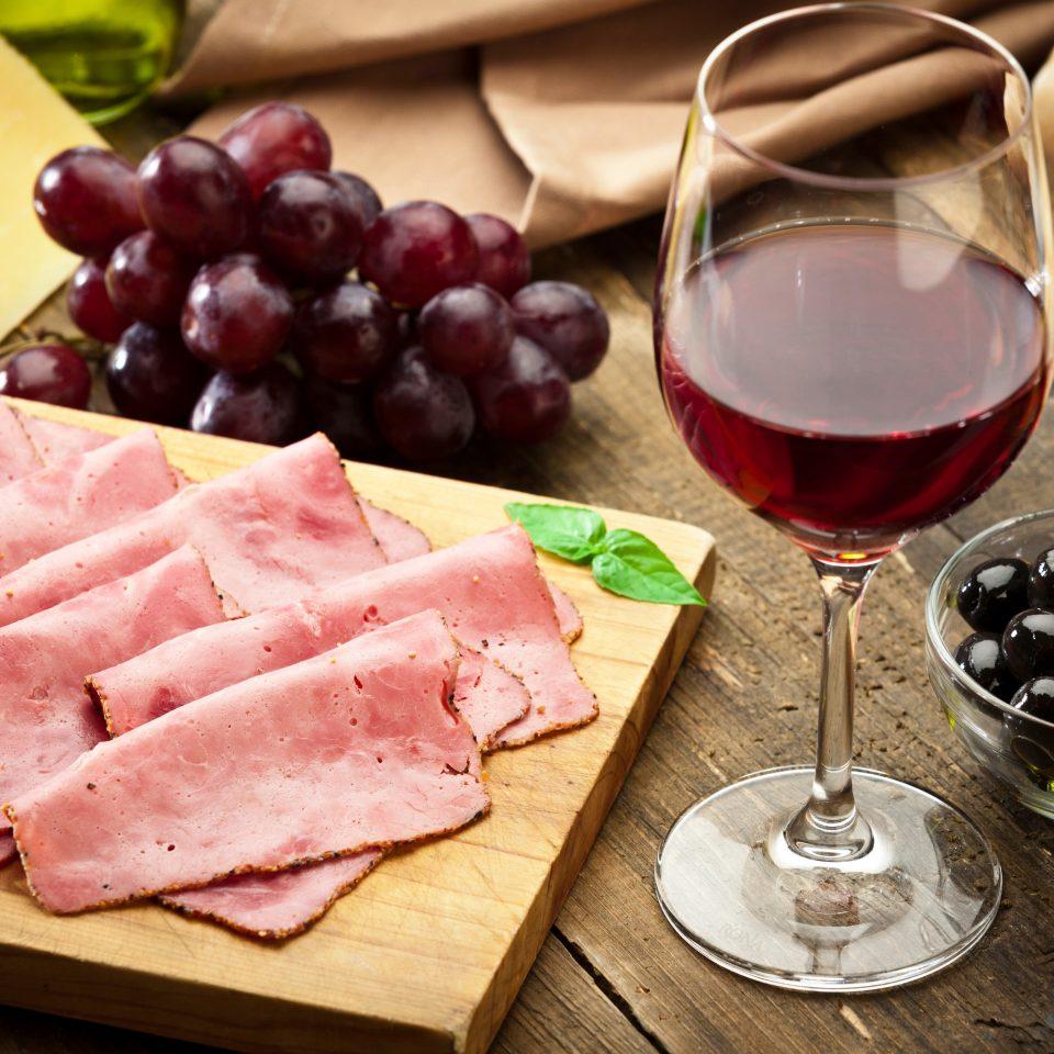 Drink Eat Wine-Tasting food wooden breakfast plant meat fruit brunch berry lunch flowering plant sliced