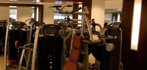 structure gym sport venue drums physical fitness