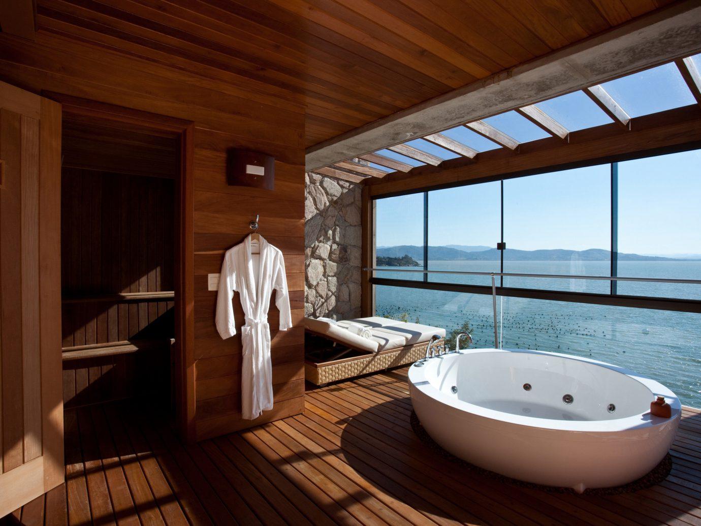 Hotels indoor ceiling floor window room swimming pool building counter sink estate jacuzzi cottage tub bathtub