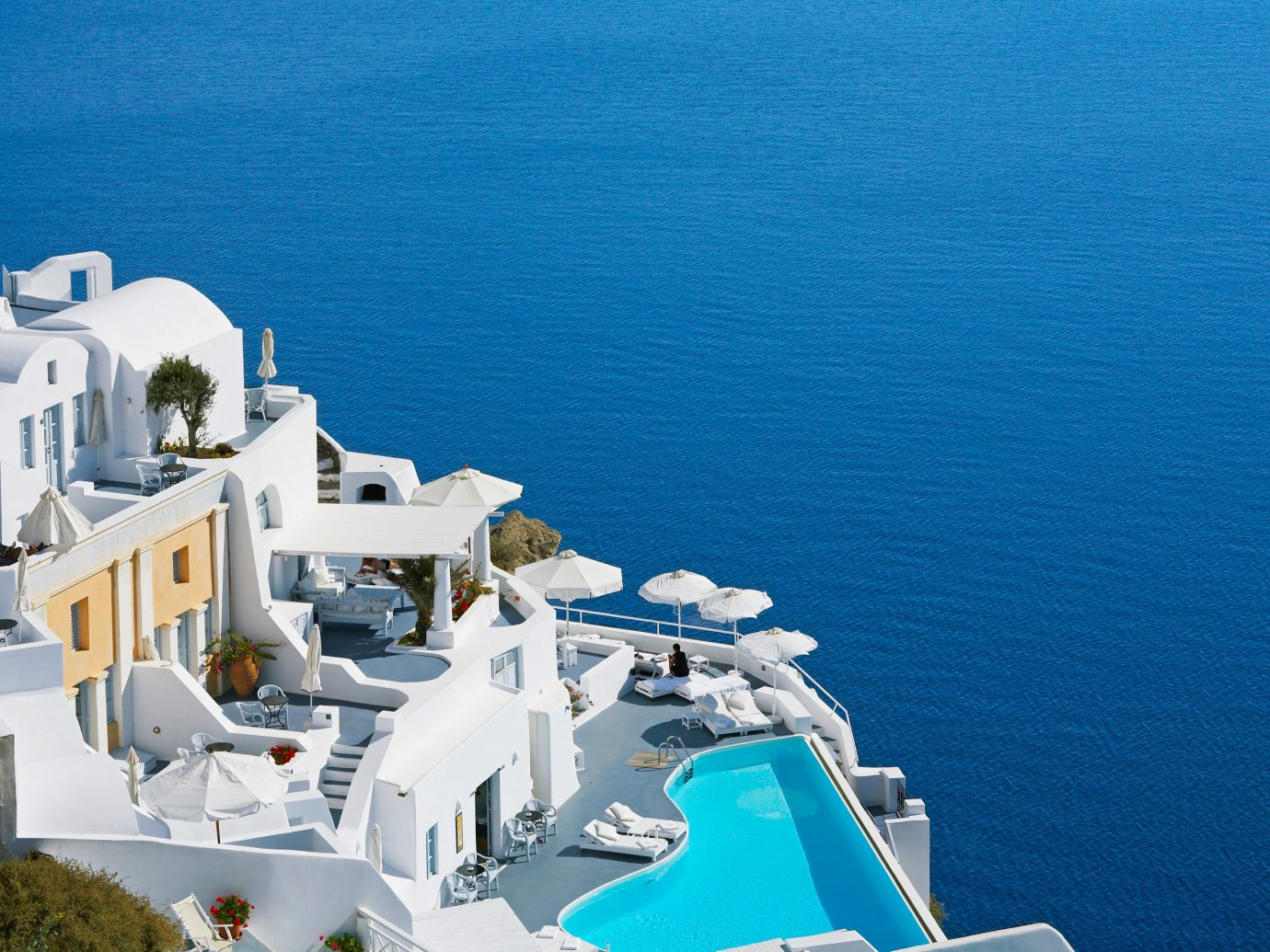 Adventure Architecture Beach Buildings Exterior Greece Hotels Islands Landmarks Luxury Travel Ocean Romance Santorini Scenic views Trip Ideas lego toy Sea vehicle marina passenger ship Coast dock watercraft