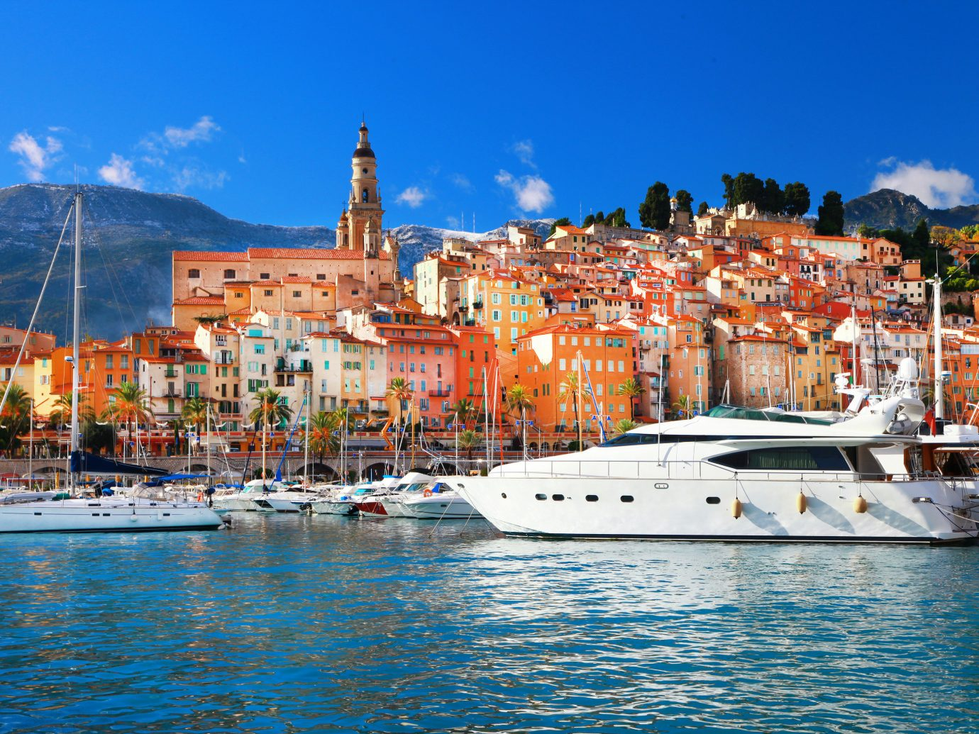 Cannes - South of France, Yacht