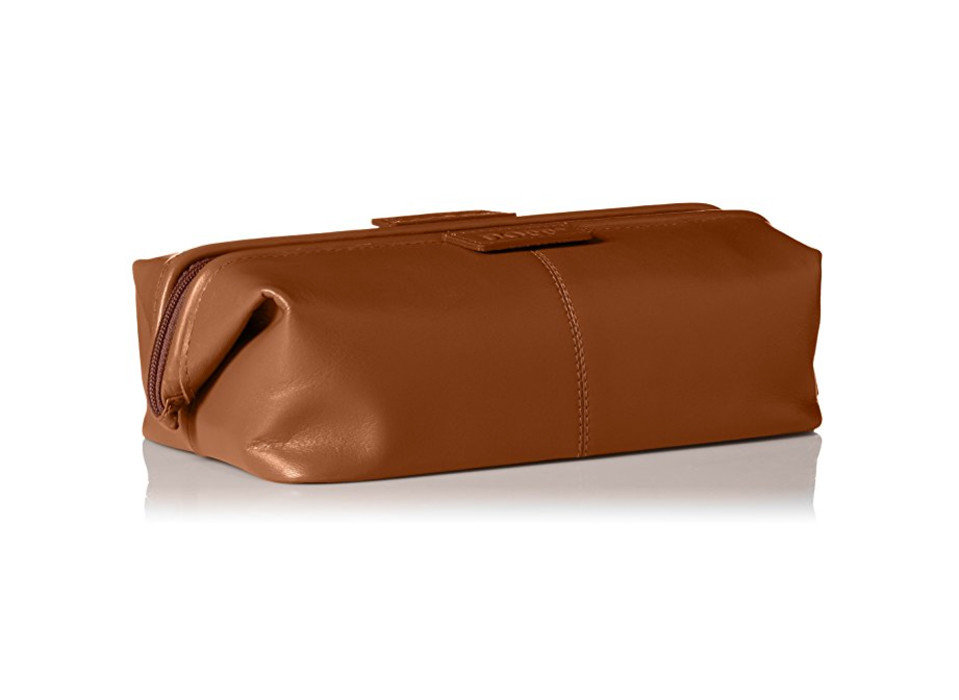 Packing Tips shopping Style + Design indoor brown bag product leather caramel color product design confectionery accessory rectangle case colored