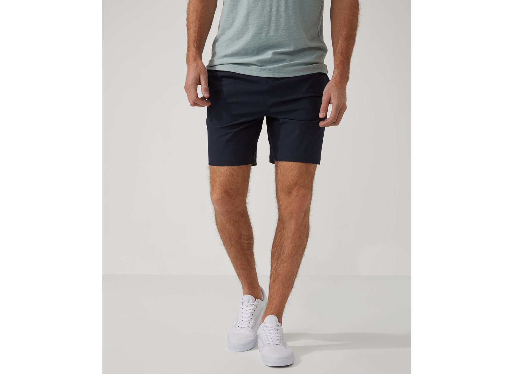 Style + Design person man clothing shorts standing trouser active shorts sportswear human leg waist pocket joint knee trousers shoe active pants posing male