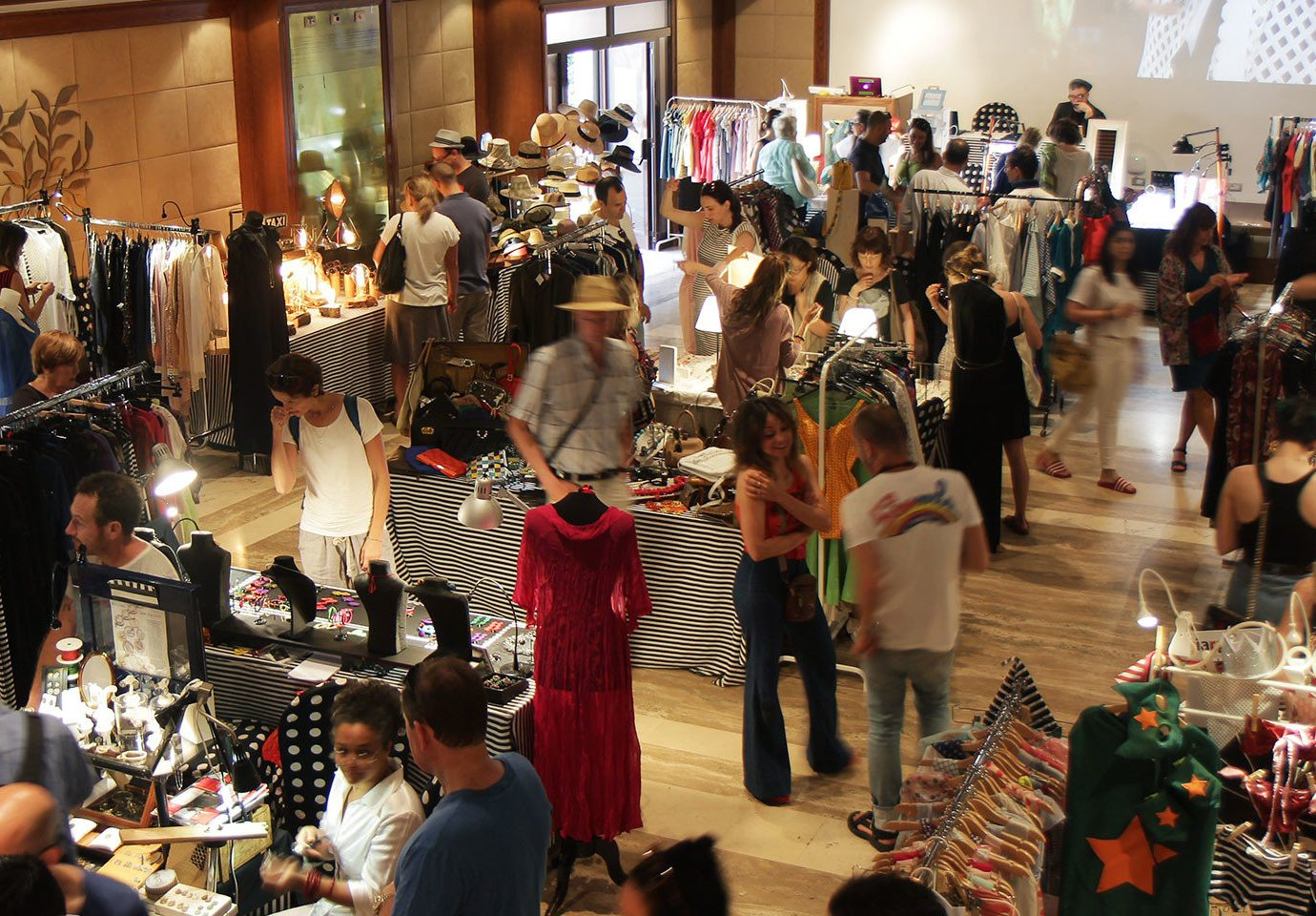 Trip Ideas person indoor fashion shopping crowd several Shop