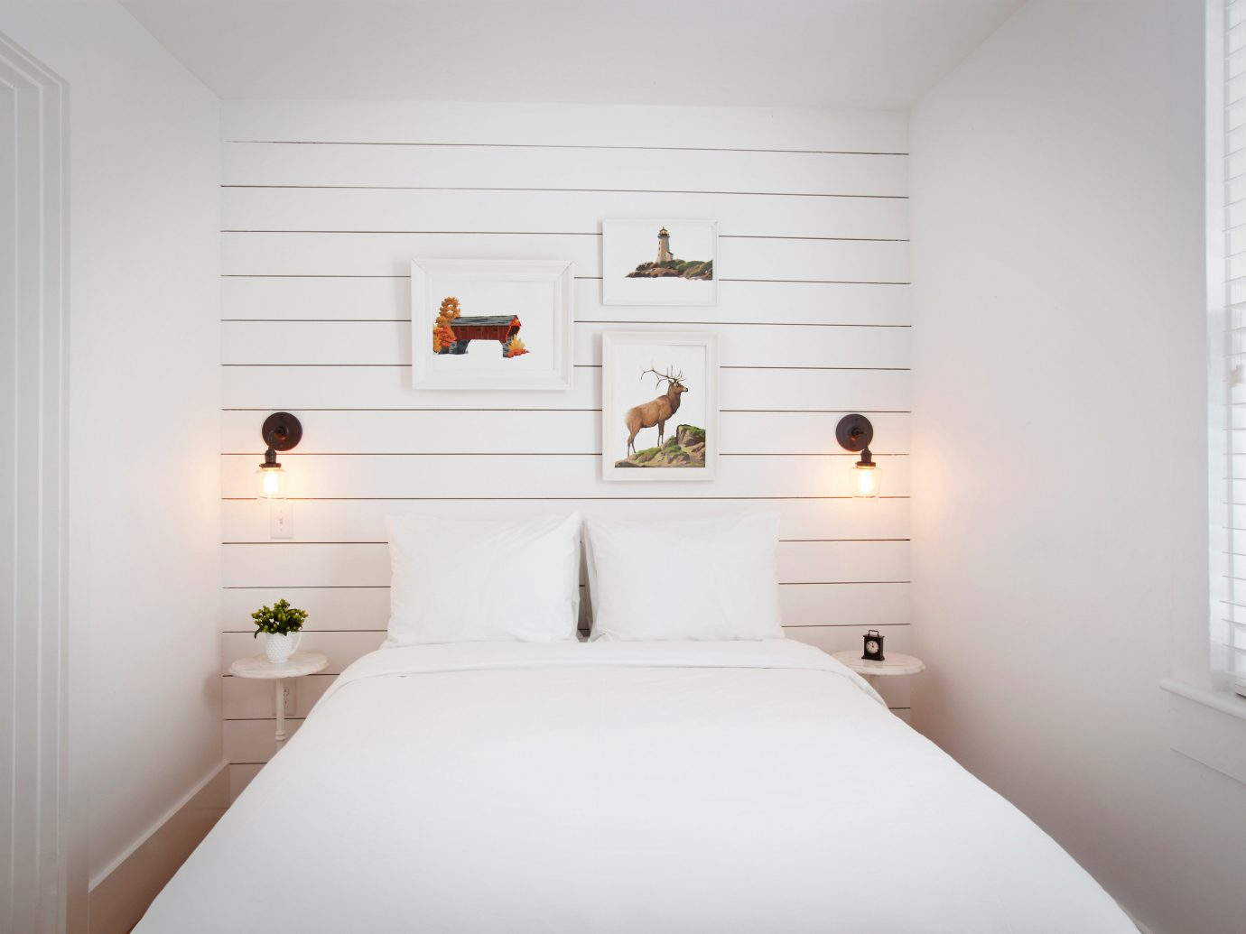 Adult-only B&B Bedroom Boutique Hip Lodge wall indoor white room property bed floor interior design home living room Design lighting furniture ceiling window covering apartment flooring cottage