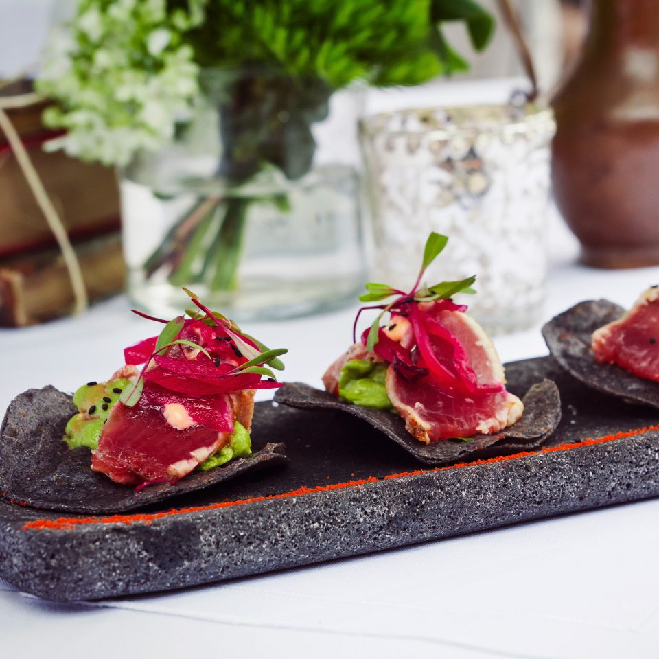 Eat plate food plant land plant slice fruit sense cuisine meat vegetable flowering plant dessert arranged