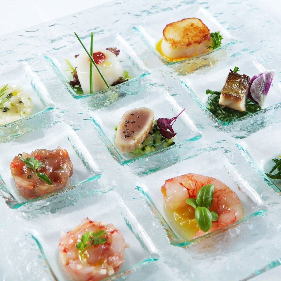 Eat Modern food hors d oeuvre lunch cuisine breakfast asian food chinese food plastic arranged