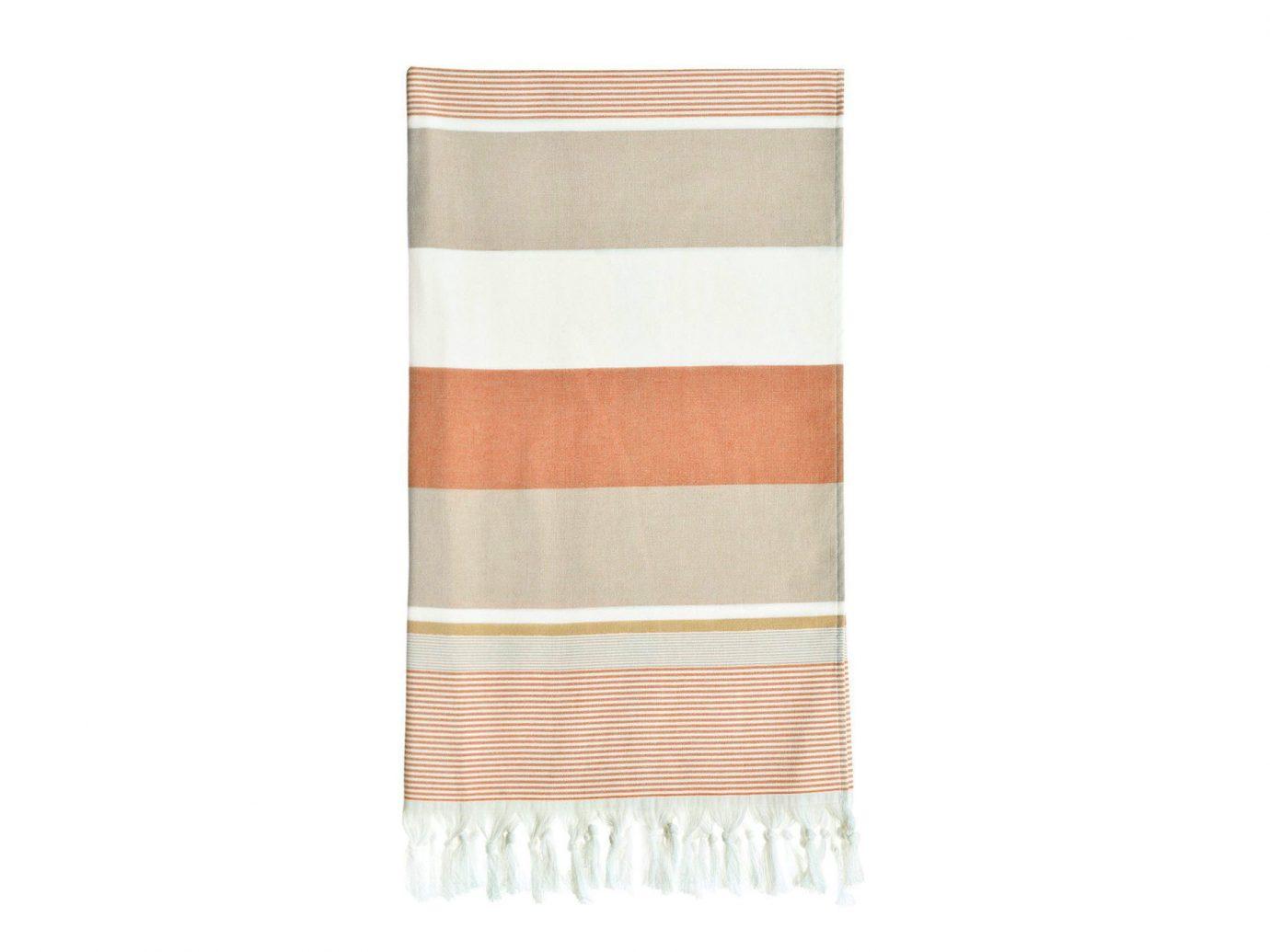 City Copenhagen Kyoto Marrakech Palm Springs Style + Design Travel Shop Tulum textile peach beige linens rectangle