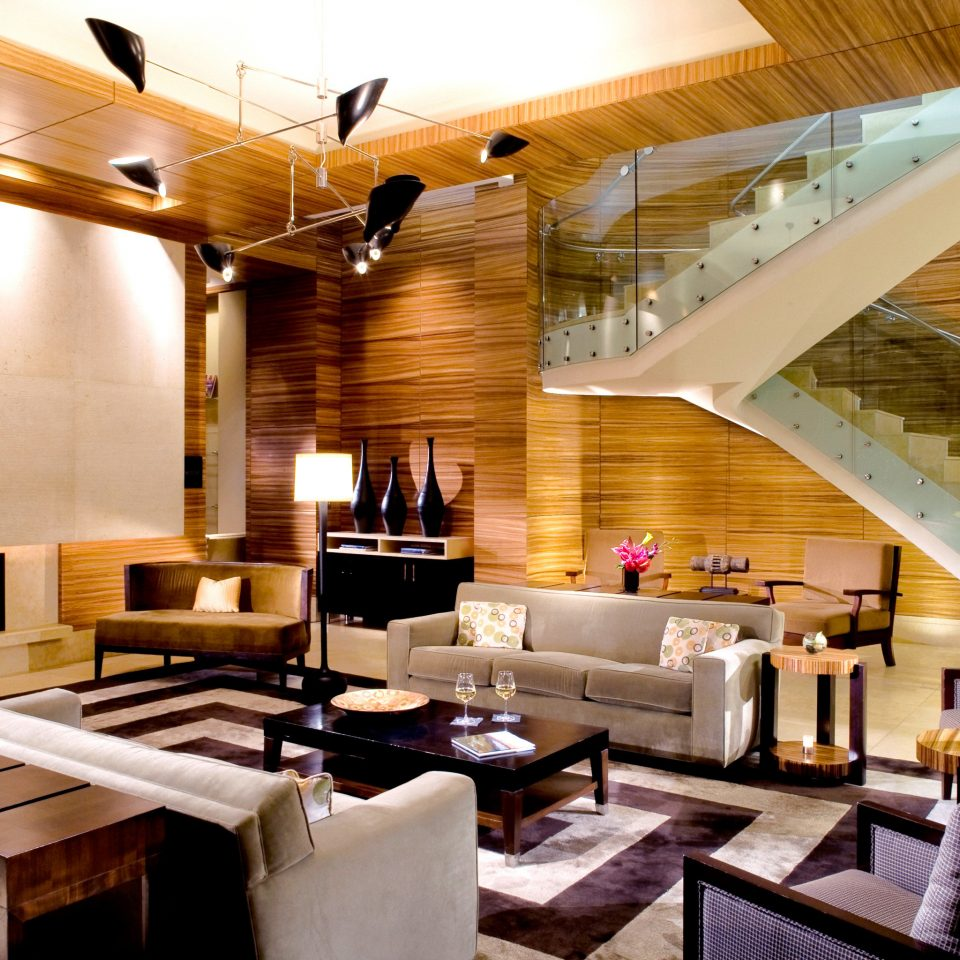 Eco Fireplace Lobby Lounge Modern restaurant Resort home lighting living room Villa