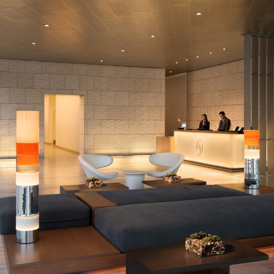 Eco Lobby Lounge Modern living room property lighting Suite