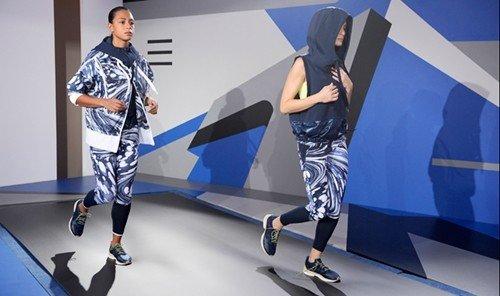 Style + Design floor person blue fashion footwear art exhibition