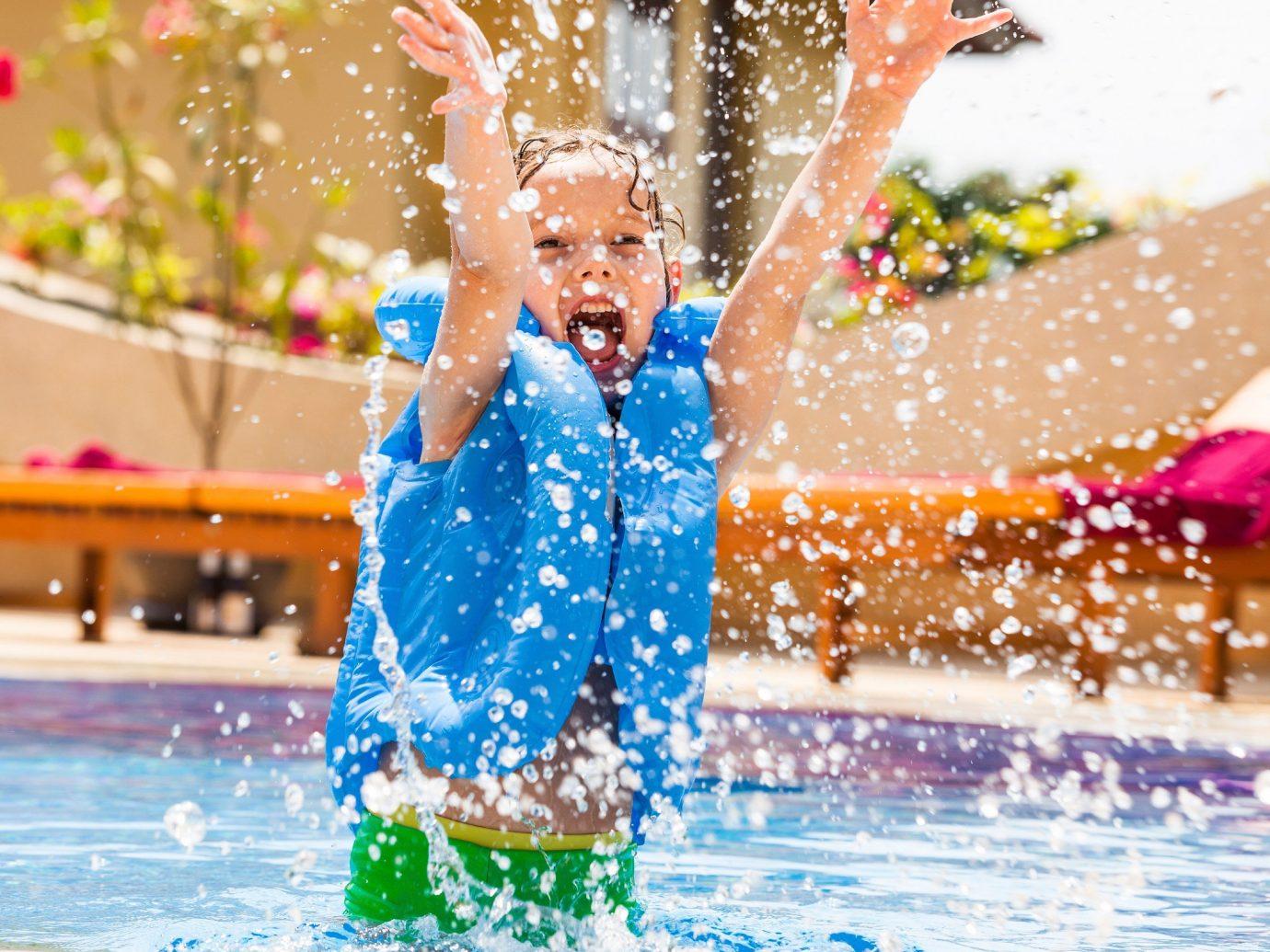 Offbeat leisure Water park water sport season Sport vacation Play outdoor recreation amusement park swimming
