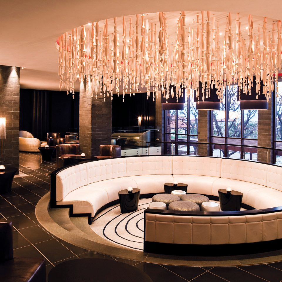 Elegant Hip Lounge Luxury Modern Lobby function hall living room lighting ballroom