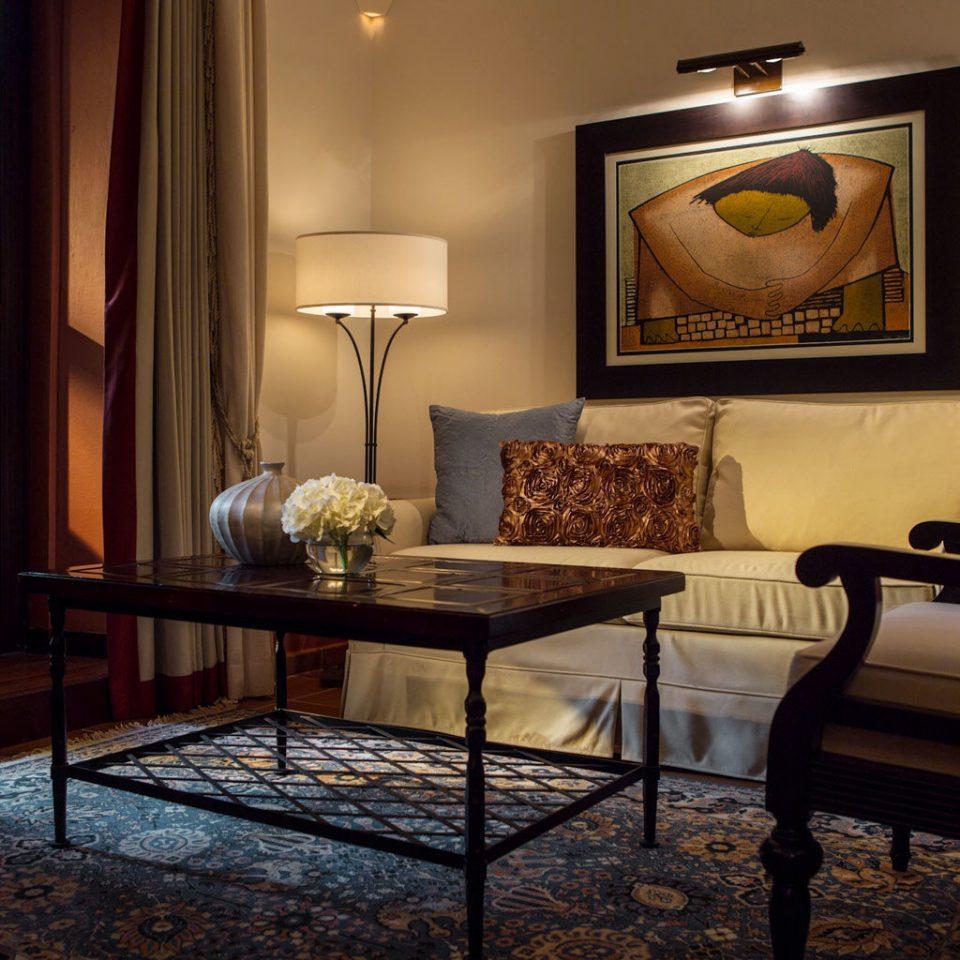 Elegant Hip Lounge Luxury living room home lighting Suite hearth