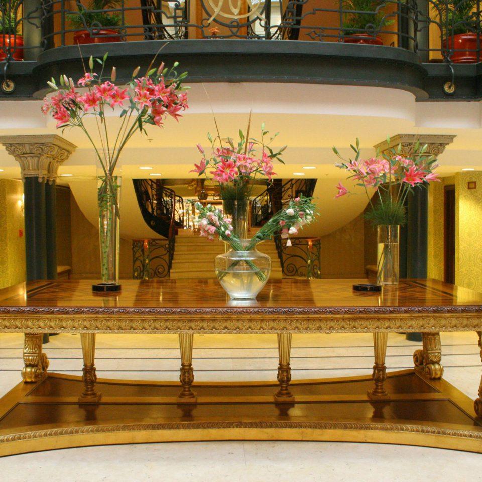 Elegant Historic Lobby
