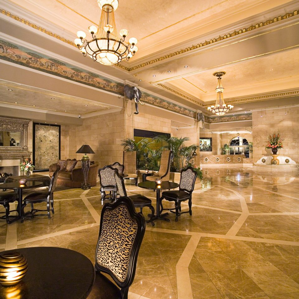 Elegant Historic Lobby Lounge Luxury property home mansion ballroom