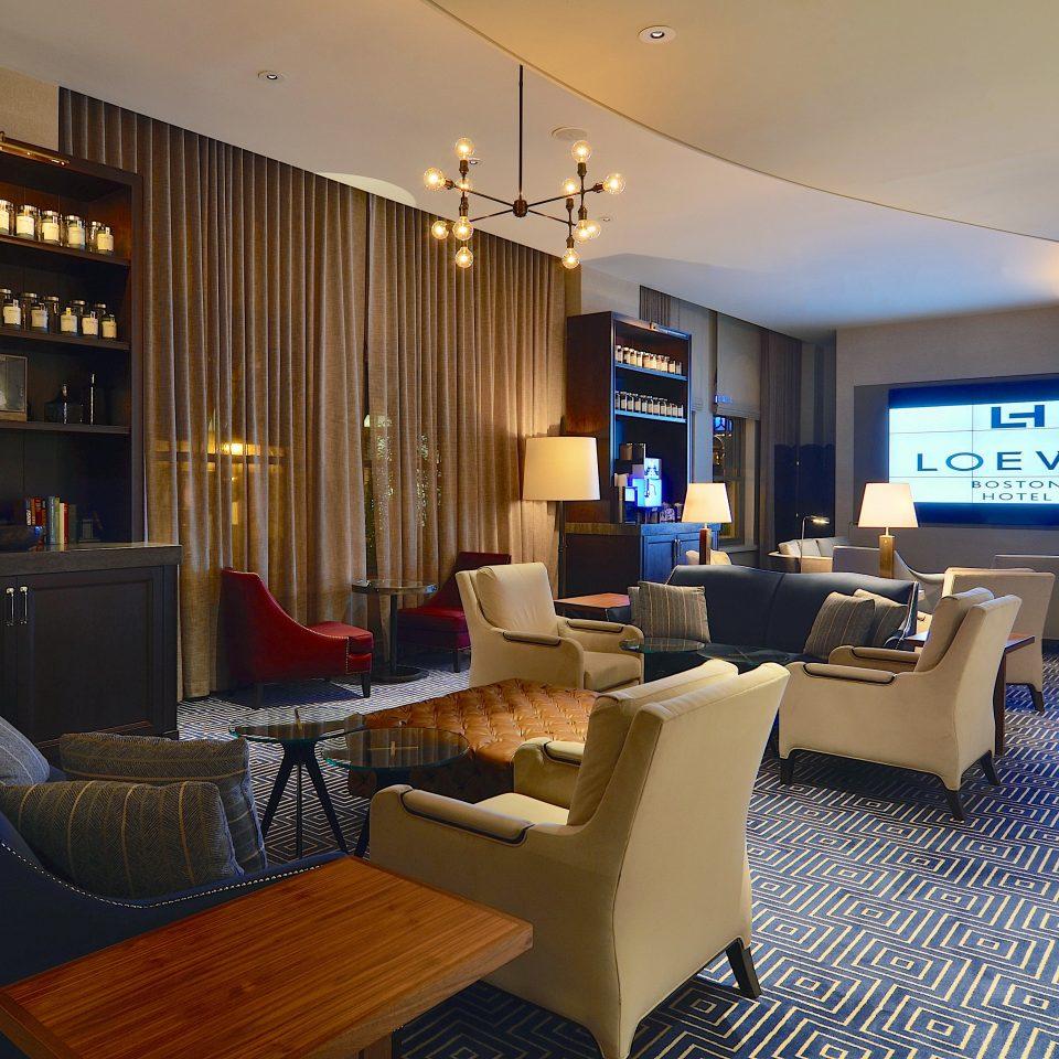 Elegant Historic Lounge Modern property living room condominium home Suite Lobby