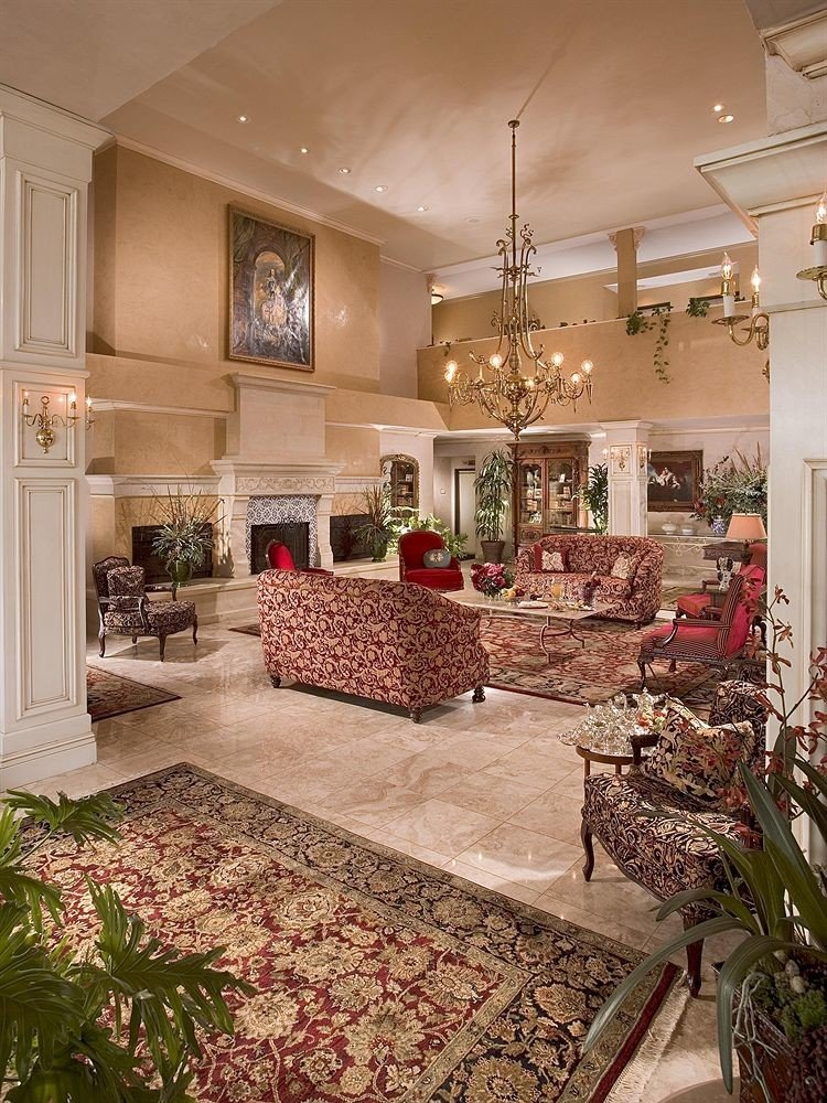 Elegant Historic Lounge property living room home flooring mansion Lobby