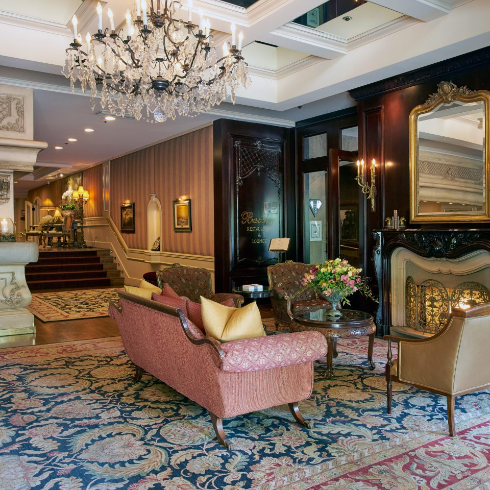 Elegant Historic Lobby Lounge Luxury property living room home mansion Suite condominium Villa