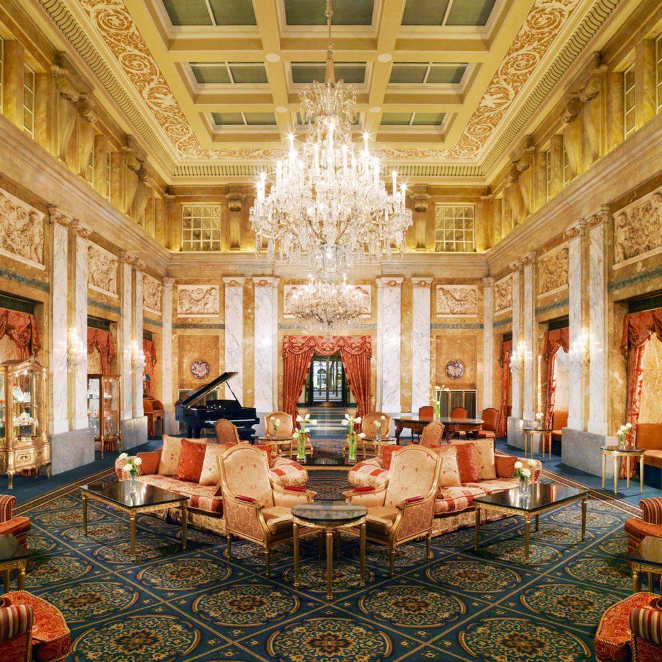 Elegant Historic Lounge Luxury Lobby palace mansion ballroom function hall living room