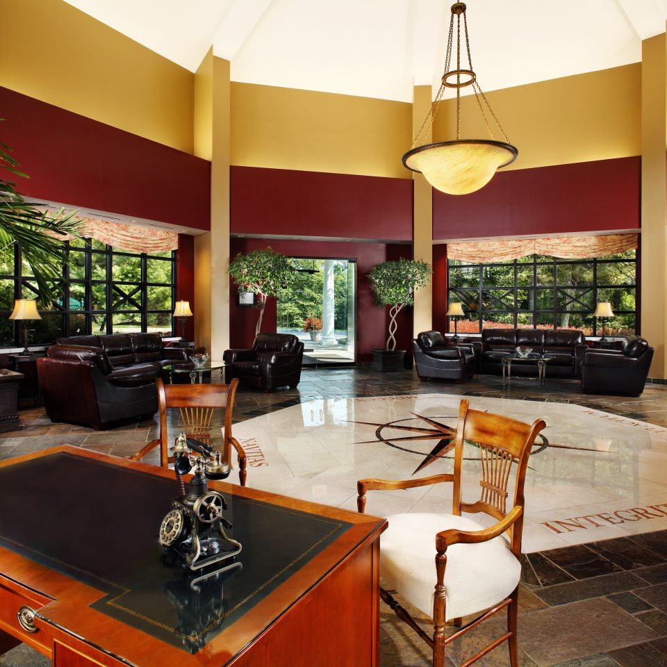 Elegant Historic Lobby property living room home restaurant Resort Villa