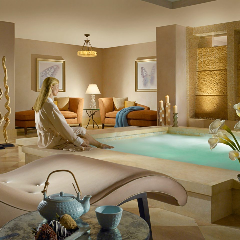 Jacuzzi In The Living Room: The Arrabelle At Vail Square, A RockResort (Vail, CO