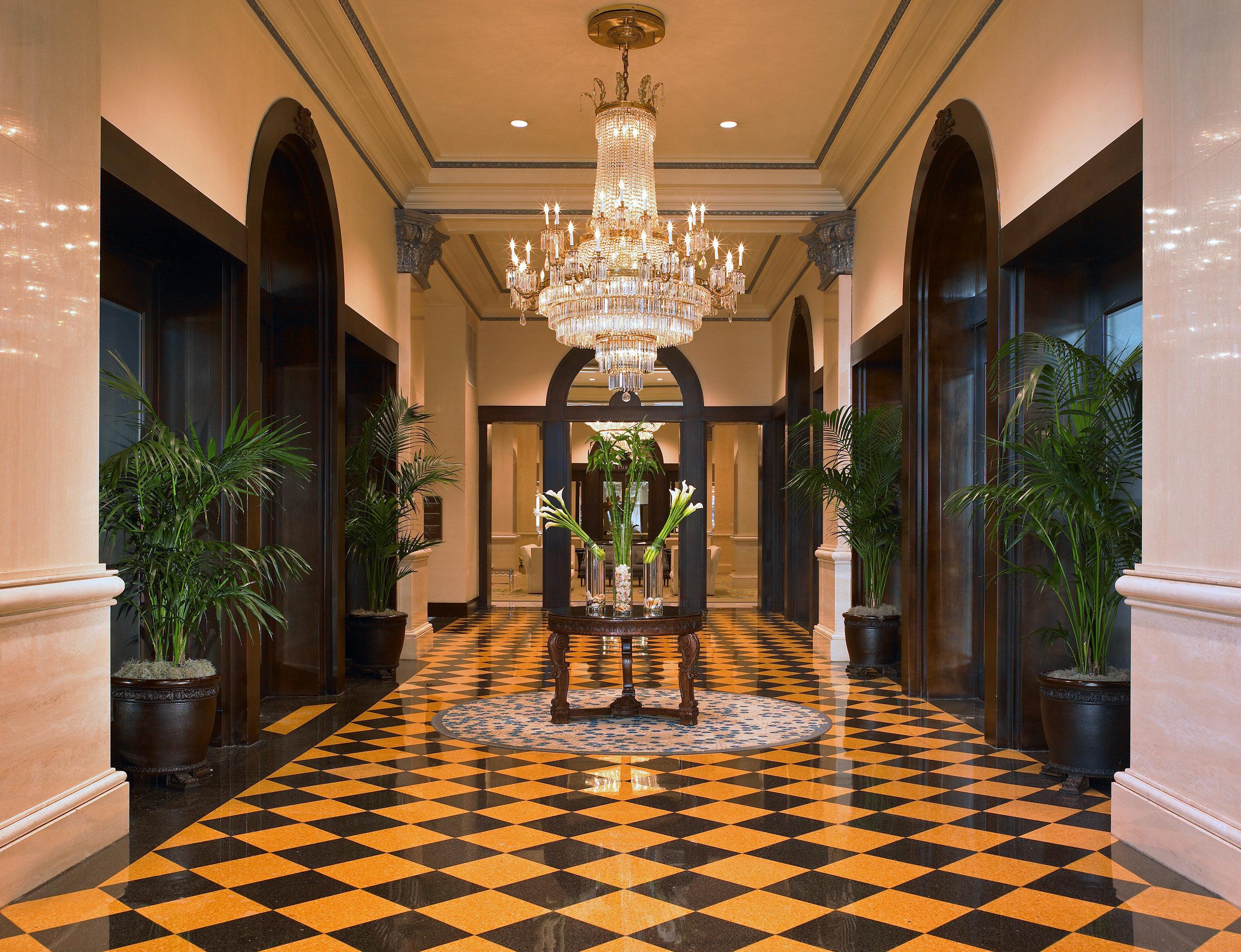Elegant Hotels Lobby Lounge property building mansion palace home flooring hall living room condominium ballroom Resort