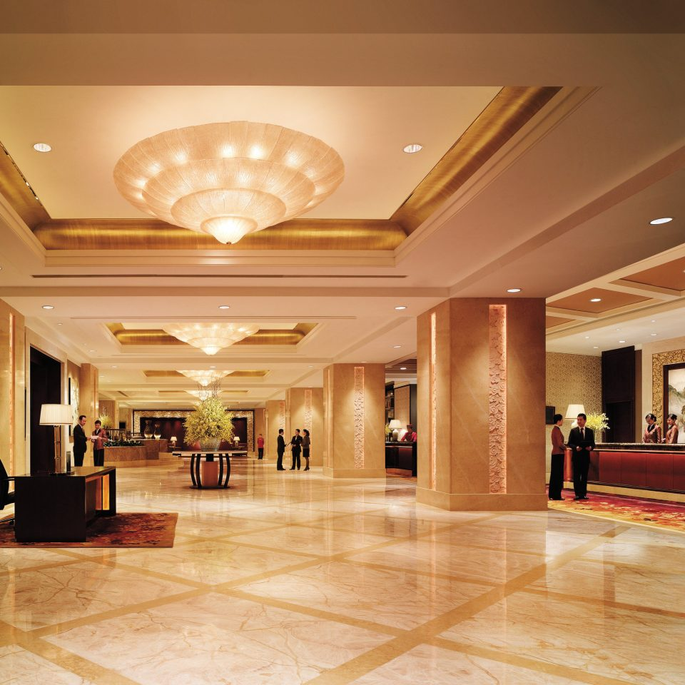 Elegant Lobby Lounge function hall ballroom hall mansion living room palace tourist attraction