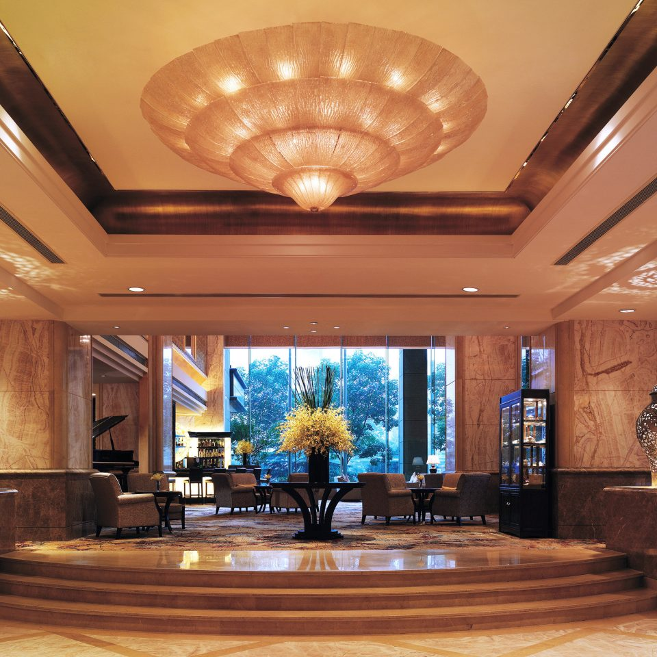 Elegant Lobby Lounge property home living room mansion function hall hall