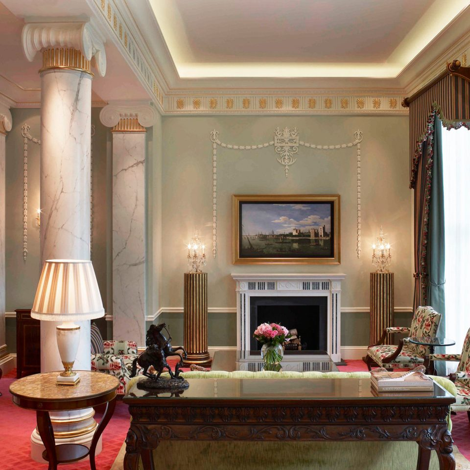 Elegant Lounge Luxury Romantic living room property home Lobby mansion Suite palace