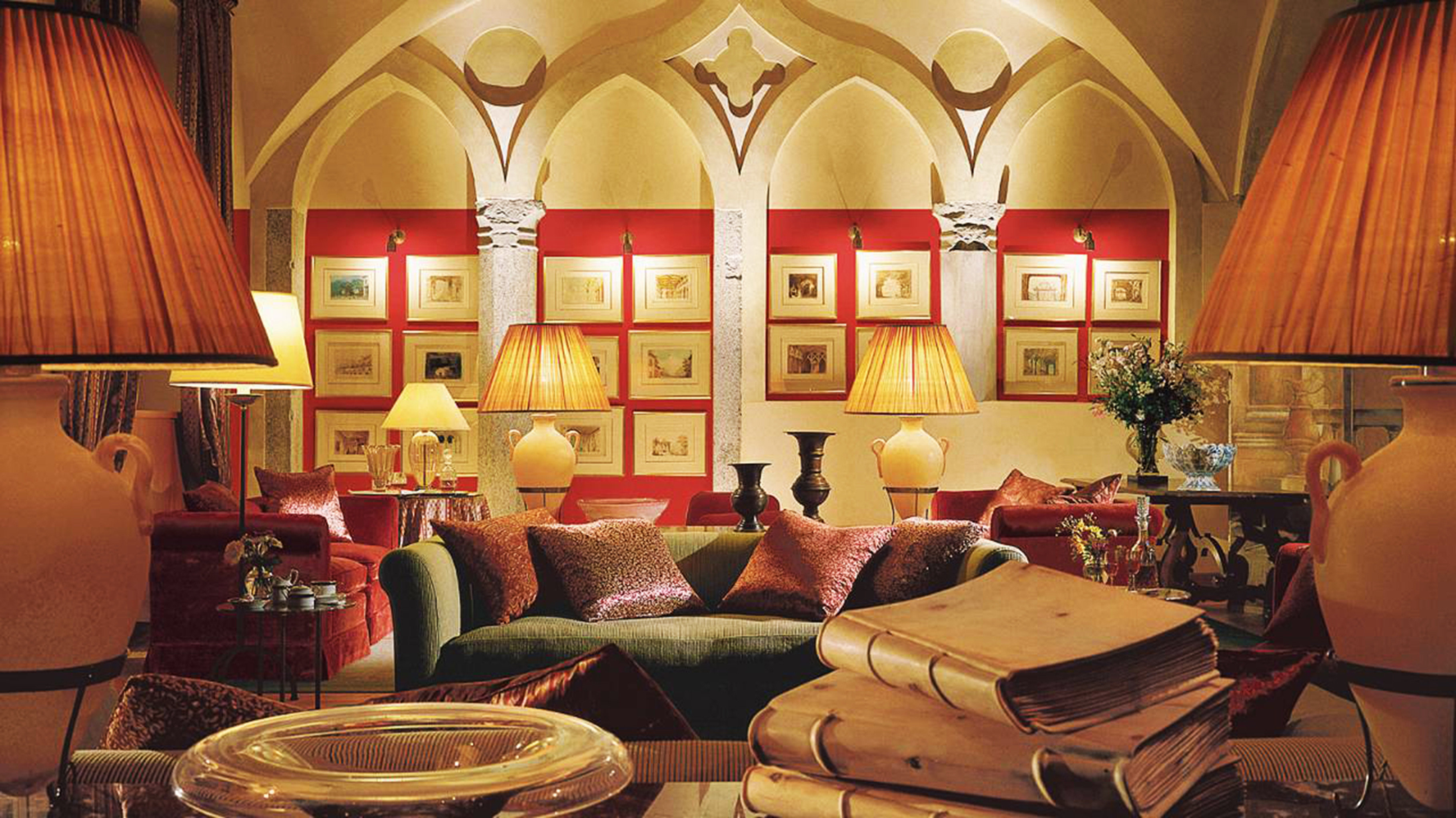 Elegant Lounge Luxury property living room home Lobby restaurant leather