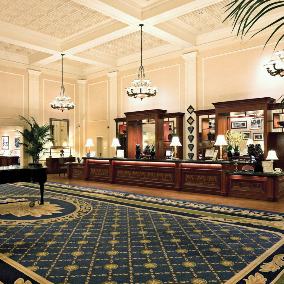 Elegant Lounge Luxury Lobby building flooring hall restaurant ballroom