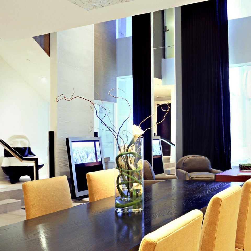 Elegant Lounge Luxury condominium living room lighting Lobby