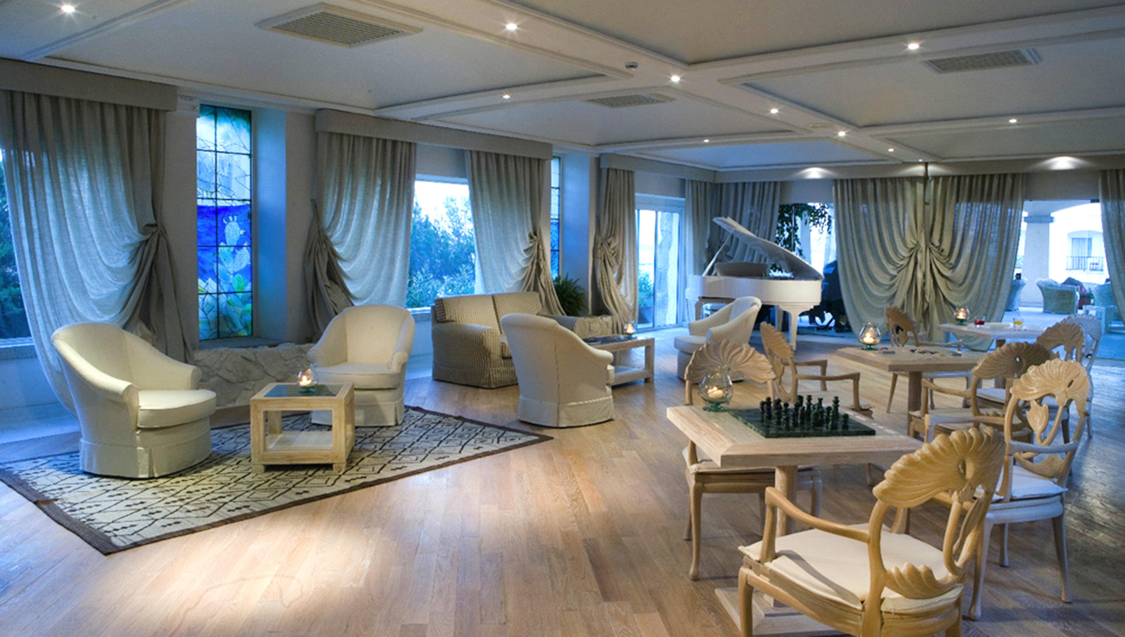 Elegant Lounge Luxury Romantic property Lobby living room condominium yacht conference hall