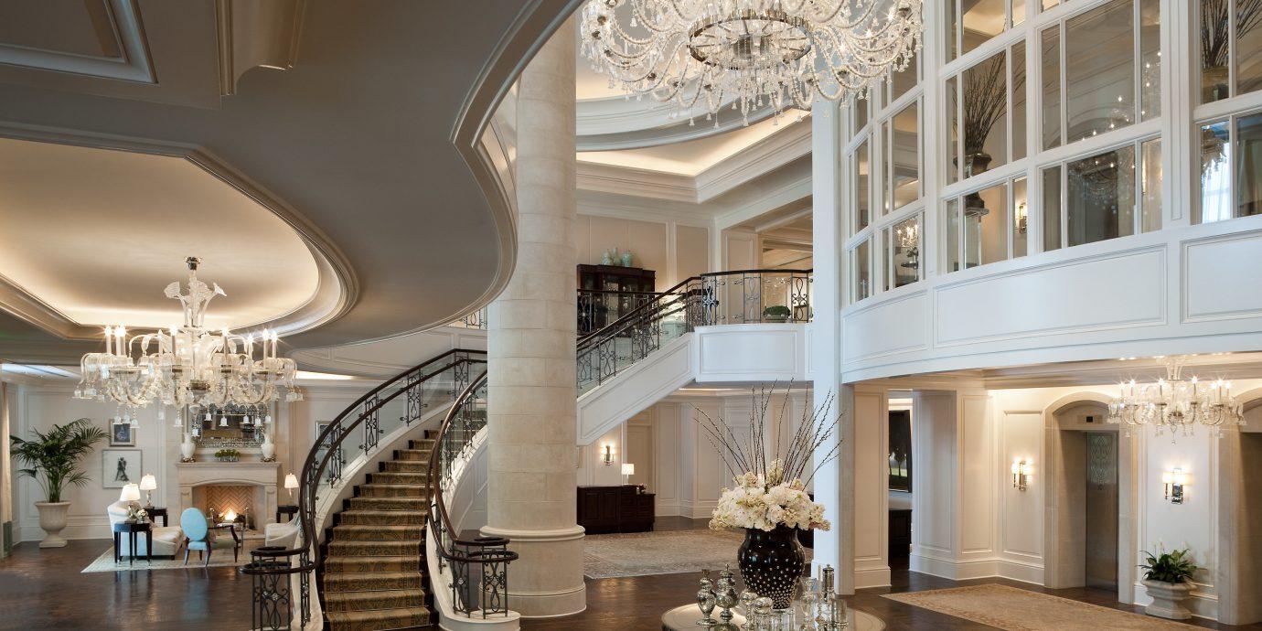 Elegant Lobby Lounge Luxury property mansion lighting daylighting palace hall ballroom