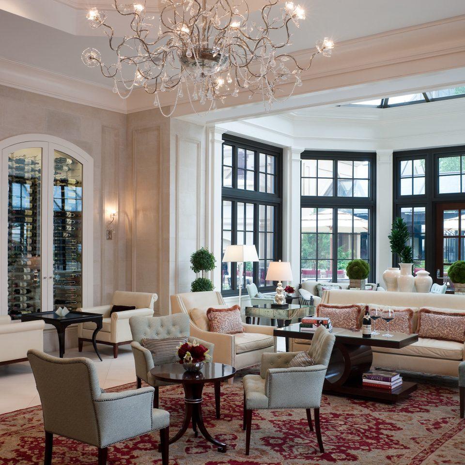 Elegant Lobby Lounge Luxury sofa property living room condominium home mansion