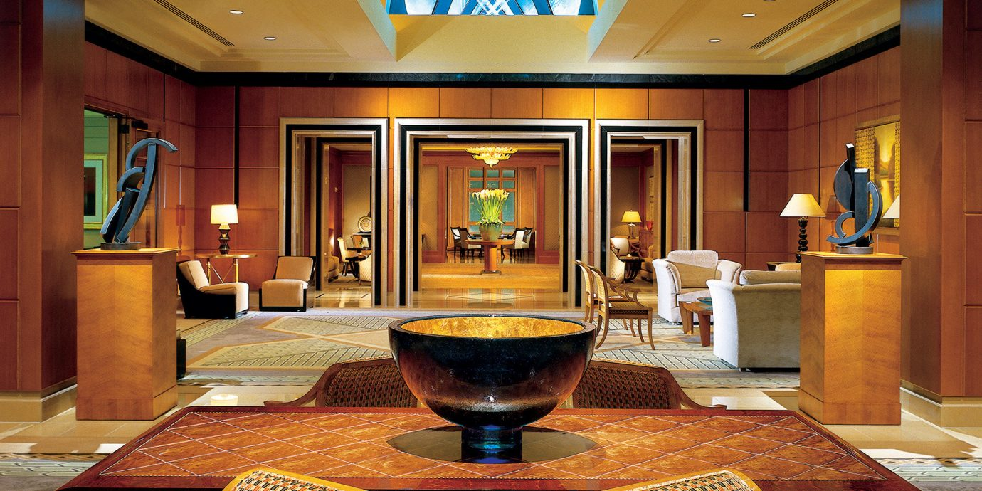 Elegant Lobby Lounge Modern recreation room billiard room Suite mansion home living room function hall Resort
