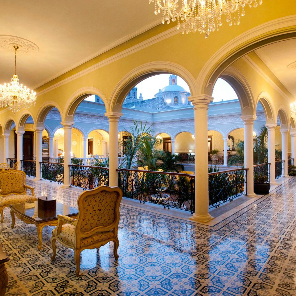 Elegant Lounge Lobby palace function hall Resort restaurant ballroom mansion hacienda