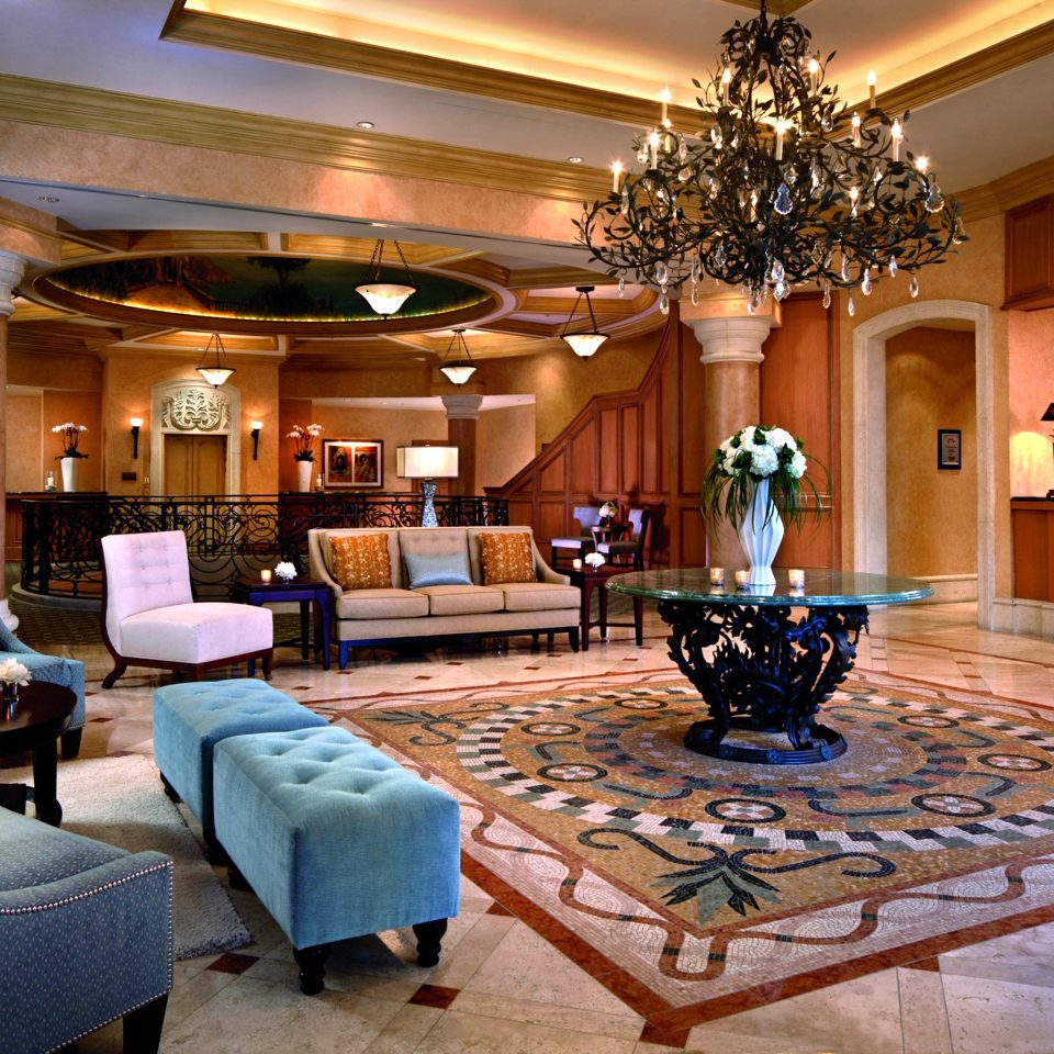 Elegant Lobby Lounge property living room mansion home recreation room Villa palace Resort