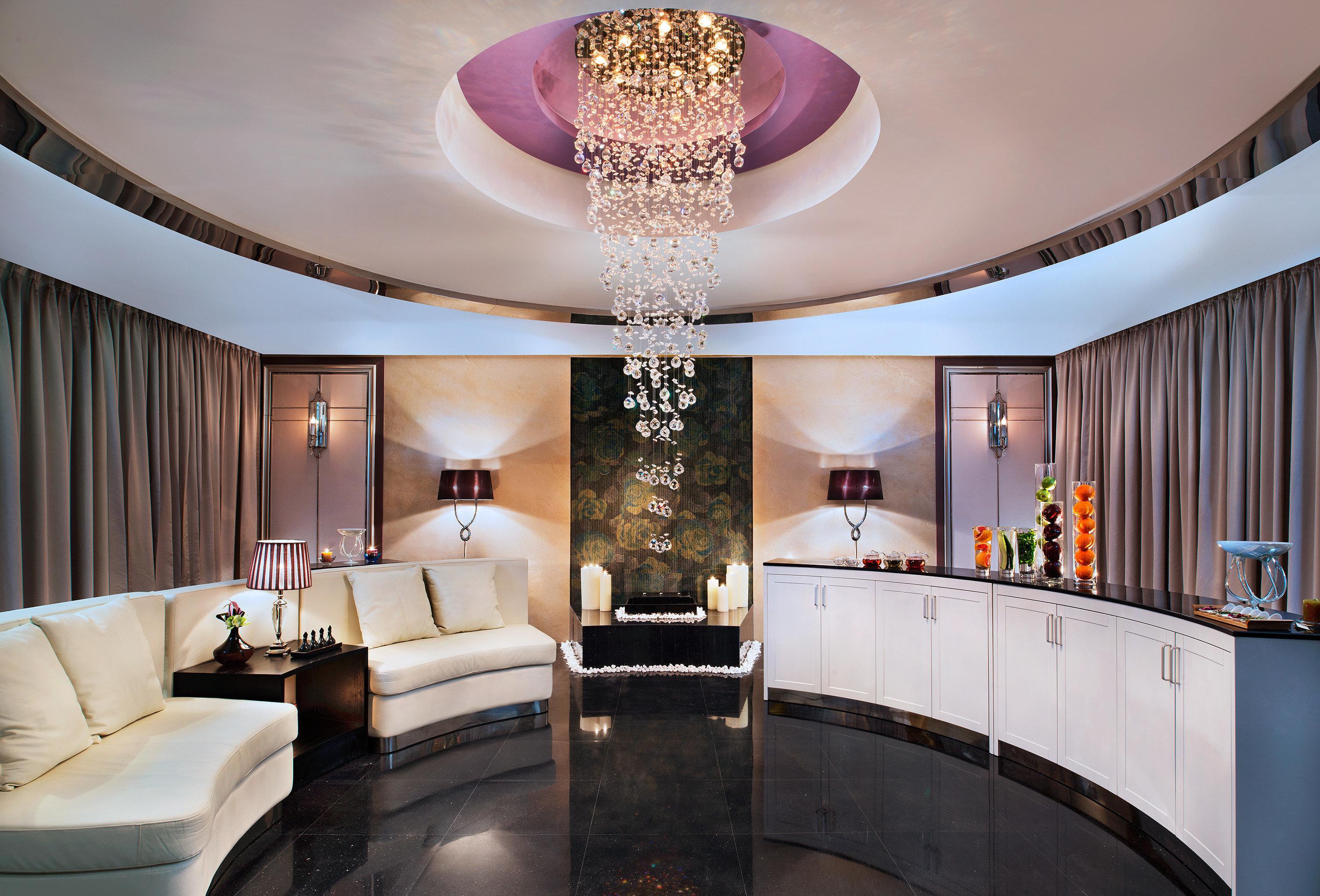 Elegant Lounge Lobby lighting Suite mansion living room function hall
