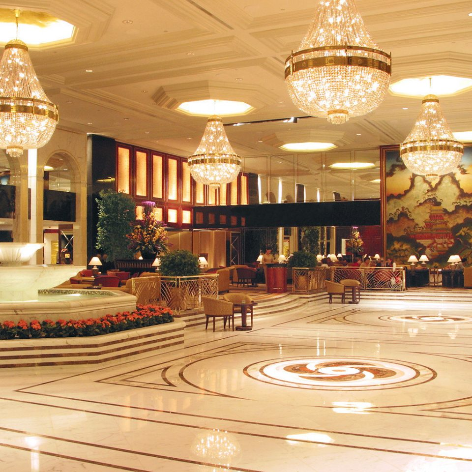 Elegant Lobby Luxury lighting function hall ballroom palace plaza flooring hall