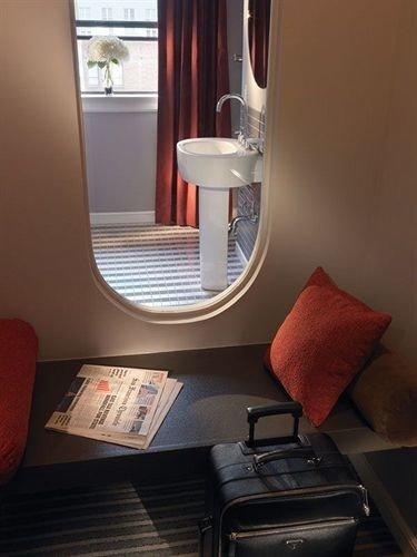 Elegant Lounge Luxury Modern red home living room