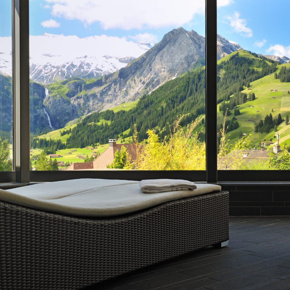 Elegant Lounge Luxury Modern Mountains Natural wonders Nature Outdoors Scenic views mountain sky overlooking