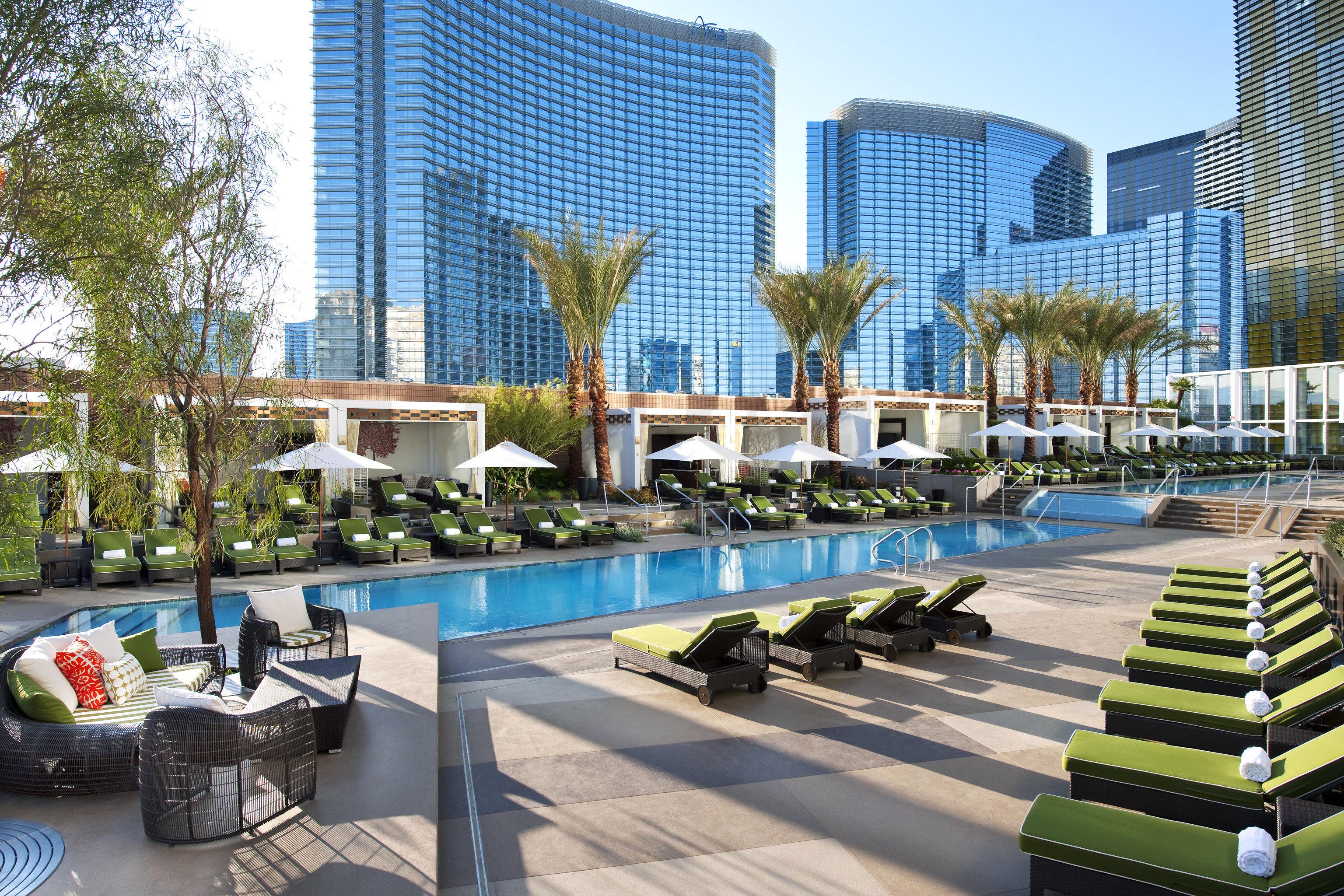 Elegant Lounge Luxury Outdoors Patio Pool Resort tree condominium leisure plaza property swimming pool reflecting pool marina walkway dock urban design