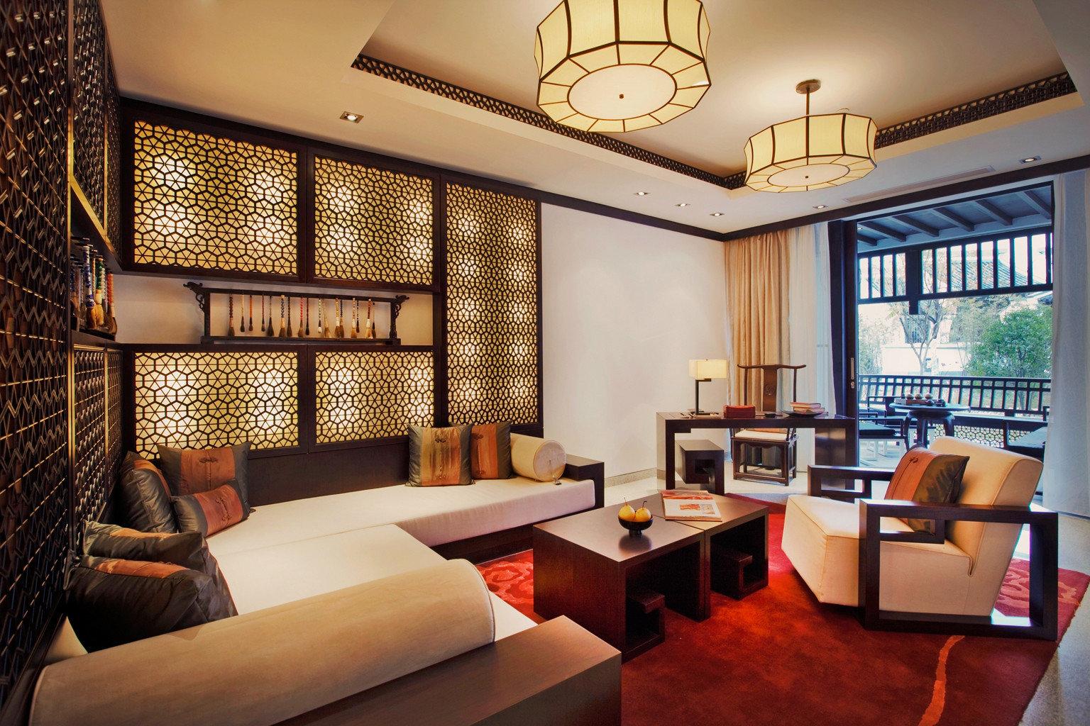 Elegant Lounge Luxury sofa property living room Suite condominium home Resort mansion Villa