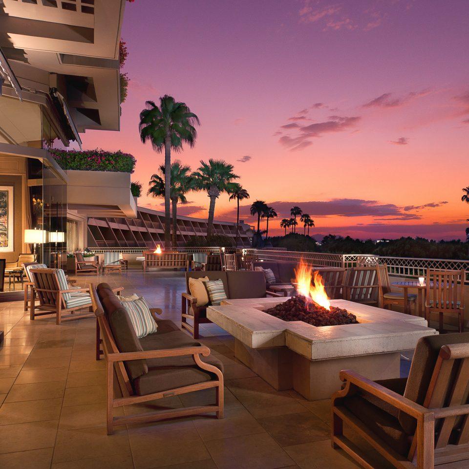 Elegant Lounge Luxury Resort evening set