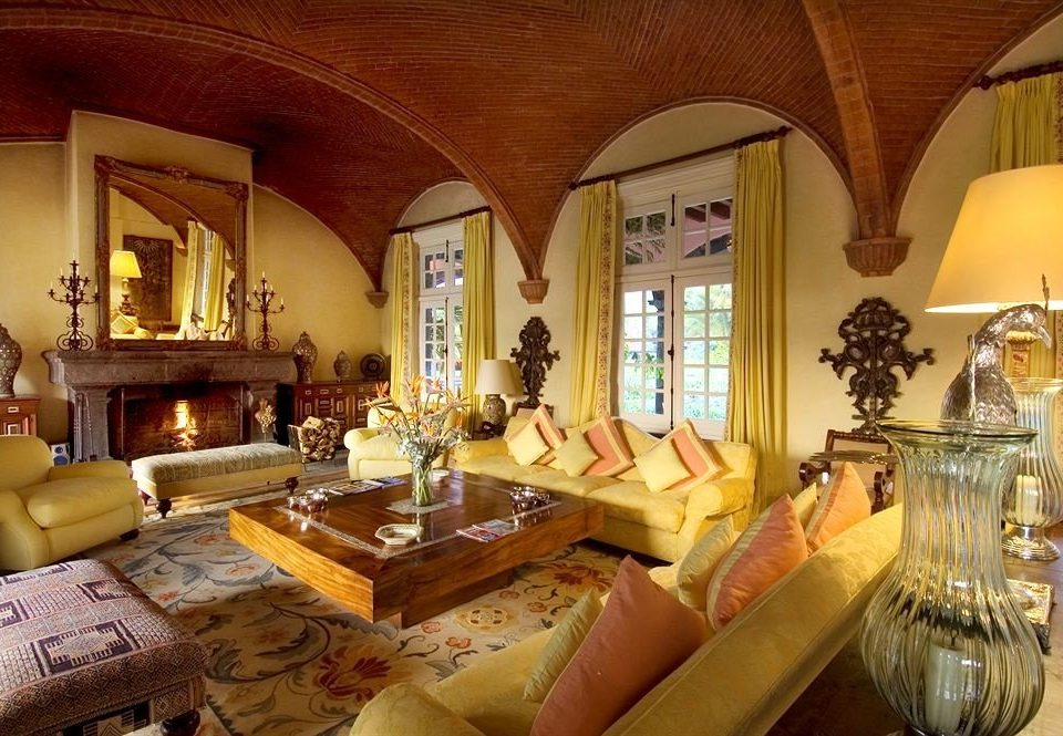 Elegant Lounge Luxury Rustic property living room home Villa mansion cottage