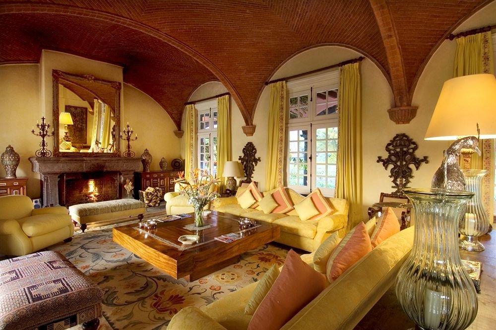 Elegant Lounge Luxury Rustic property living room home Villa mansion cottage