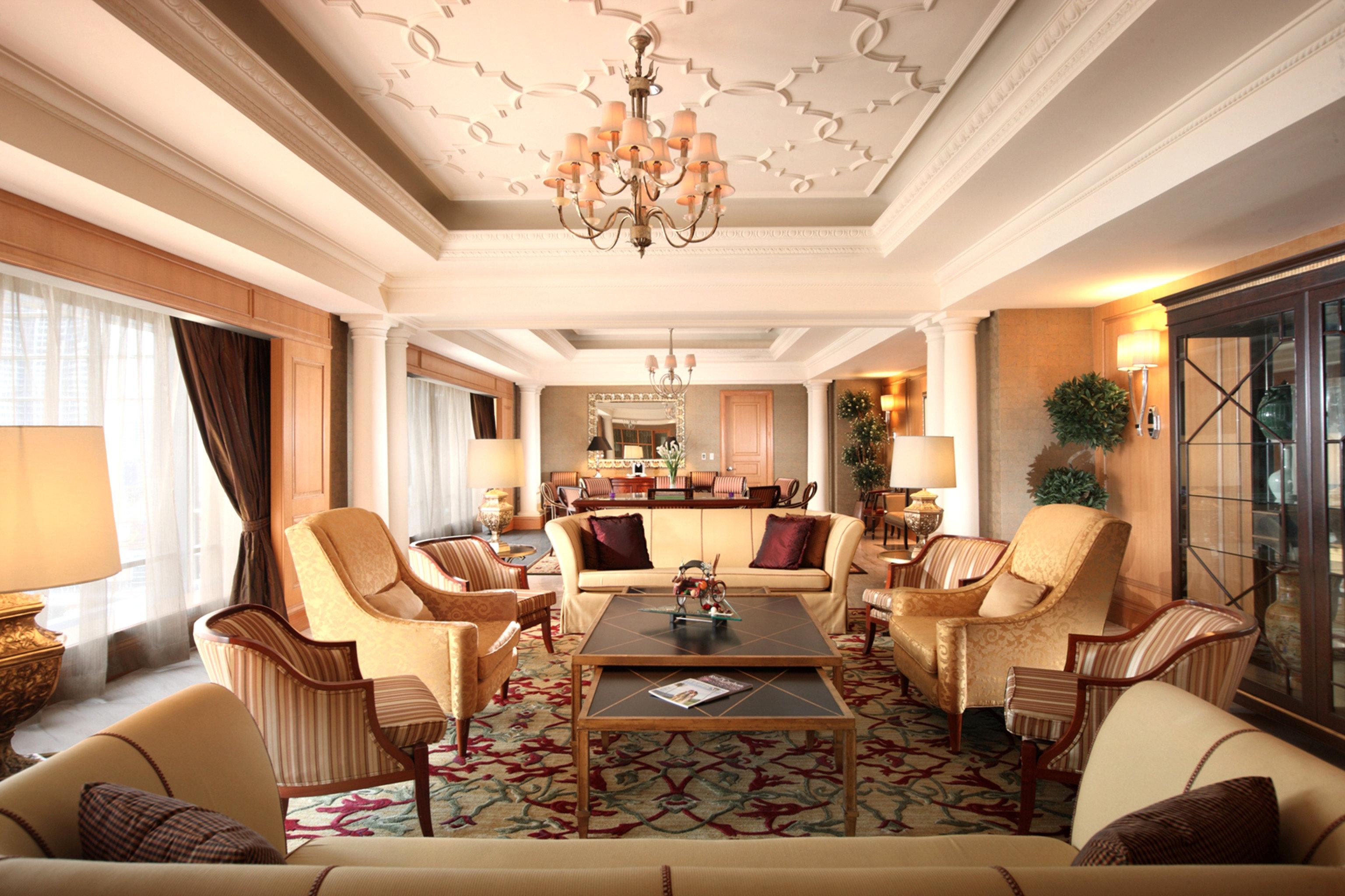 Elegant Lounge Luxury sofa living room property home Suite mansion